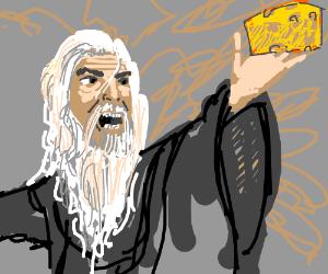 gandalf summons cheese