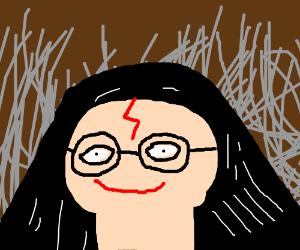 Female Harry Potter