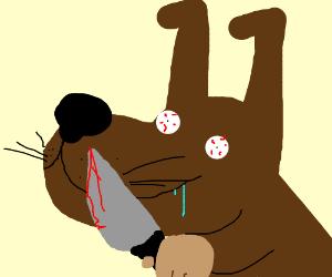 Murdering Dog