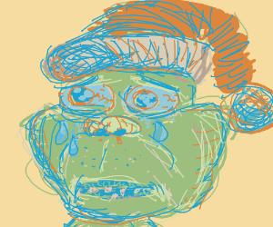 Sad Grinch