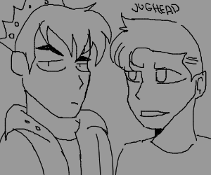 jughead and kevin