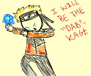 Naruto Dabkage Drawing By Cococlawz Drawception