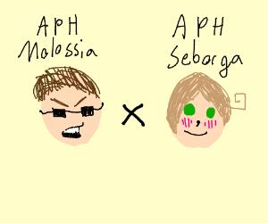 Molossia x Seborga