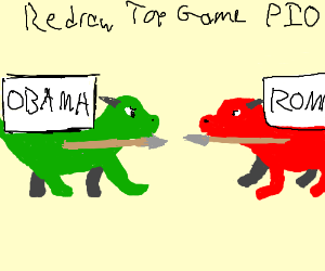 redraw a top game pic pio