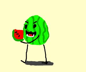 cannibal watermelon