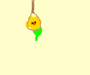 flowey commits suicide