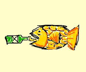 Drunk Goldfish
