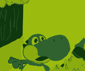 mario rejects yoshi... yet again
