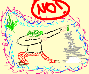 IT'S TIME TO STOP - Drawception