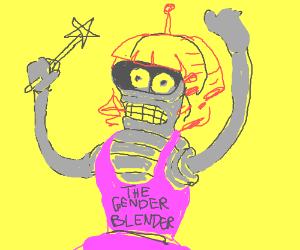 bender sexually identifies as blender