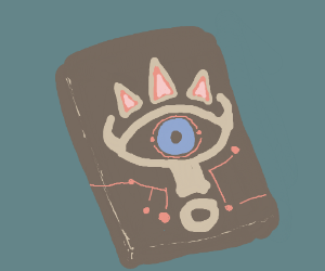 The Sheikah Slate