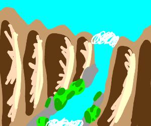 Canyon(?)
