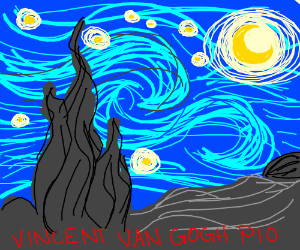 Vincent Van Gogh (P.I.O.)