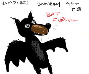 vampire's birthday gift PIO
