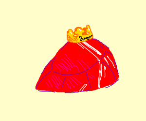the king ruby