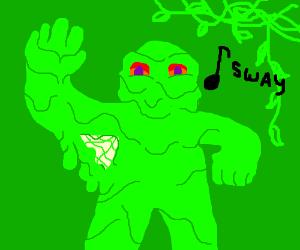 Swamp Creature Dancing