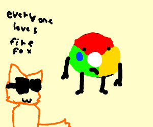 Firefox is better than Chrome