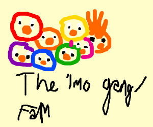 The Elmo gang