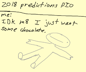 2018 Predictions PIO (same old stuff id think)
