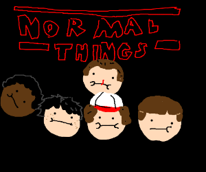 The new Netflix original series: Normal Things
