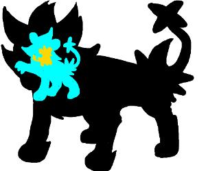 Evolutions of Shinx (Pokemon)