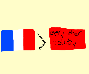 The French are better