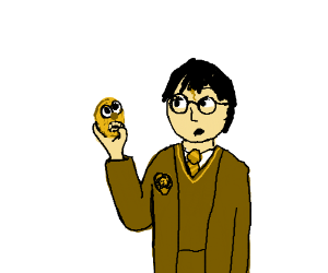 Harry Potter and the Yellmo's Stone