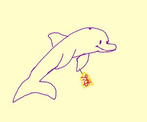 Purple Dolphin is 99$