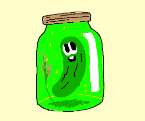 larry the pickle