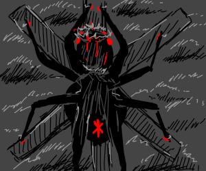 Spider Jesus