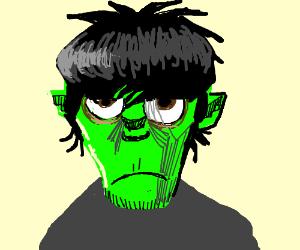 murdoc from gorillaz