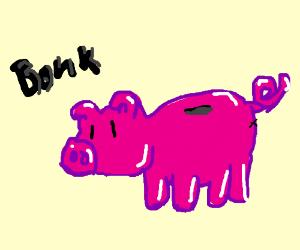 a pigger bonk