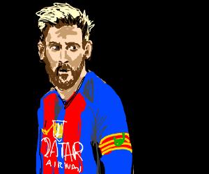 Lionel Messi (Footballer)