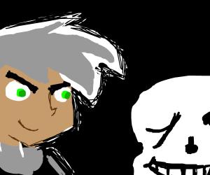 Danny Phantom  vs Chronomancer
