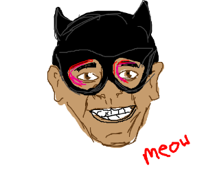 Obama is catwoman