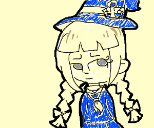 chibi saylor witch