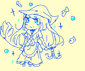 chibi saylor witch