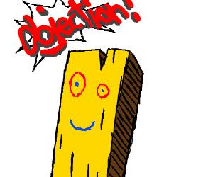 Plank objects