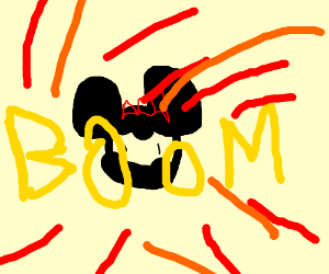 minnie mouse go boom