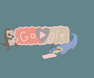 the new google valentine's thingy