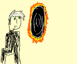 now danny phantom is thinking with portals