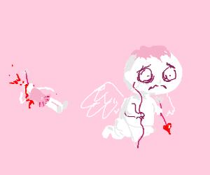 Cupid's Arrow kills woman