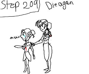 Step 208: Respawn