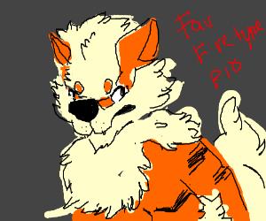 Favorite Fire Type Pokemon Pio