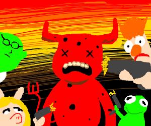 The Muppets Kill Satan