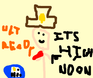 It's High noon somewhere in the world...