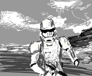 Star Wars but it's WWII'd