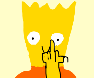 Fek u Bort from Homer's point of view