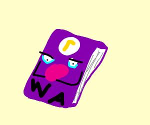 """The """"W A"""" Book."""
