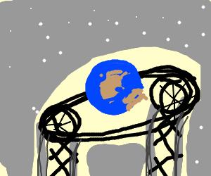 An Earth Wielding Machine